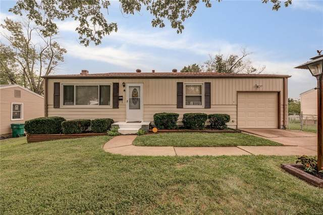 9907 Gloucester Drive, St Louis, MO 63137 (#21038819) :: The Becky O'Neill Power Home Selling Team