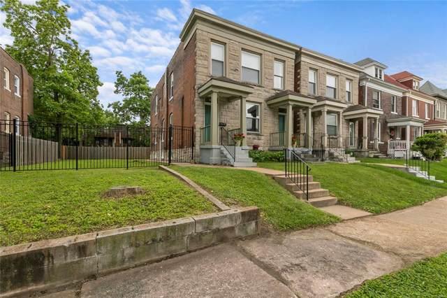 4116 Castleman Avenue, St Louis, MO 63110 (#21038857) :: RE/MAX Vision