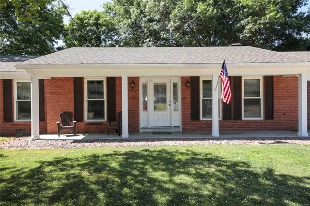 2420 Antiquity Lane, Belleville, IL 62221 (#21038876) :: Fusion Realty, LLC