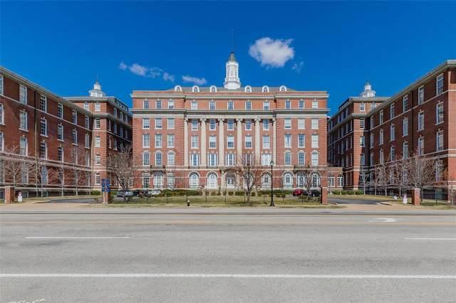 1515 Lafayette Avenue #612, St Louis, MO 63104 (#21038893) :: Reconnect Real Estate