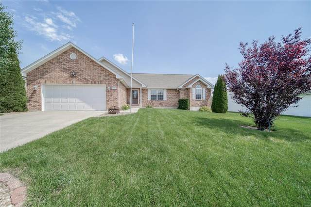 1507 Overland Drive, Rolla, MO 65401 (#21038908) :: Clarity Street Realty