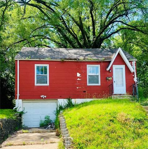 341 South Dade Avenue, St Louis, MO 63135 (#21038930) :: Parson Realty Group