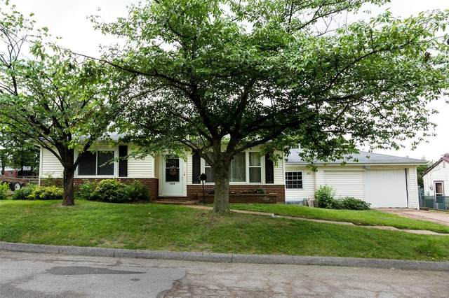 1528 S Elm Avenue, Webster Groves, MO 63119 (#21038936) :: Clarity Street Realty