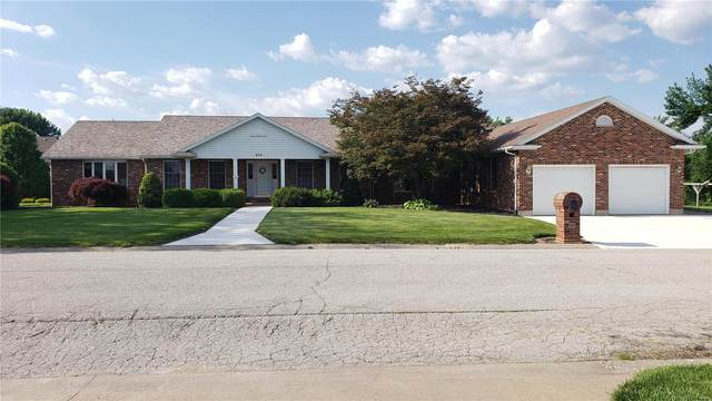 410 Linnwood Dr, Palmyra, MO 63461 (#21038942) :: Parson Realty Group