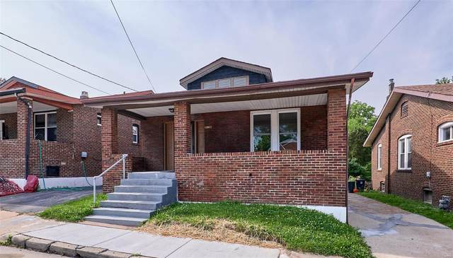3316 N Hanley, St Louis, MO 63121 (#21038949) :: The Becky O'Neill Power Home Selling Team