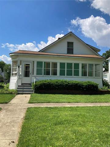 409 W Arch Street, Jerseyville, IL 62052 (#21038958) :: Parson Realty Group