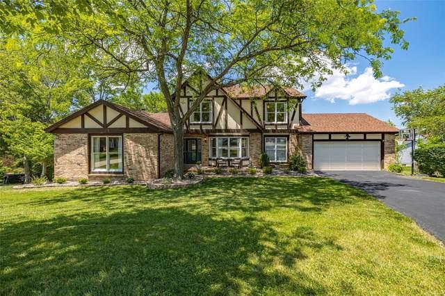 16317 Hillcroft Court, Wildwood, MO 63005 (#21038981) :: Kelly Hager Group   TdD Premier Real Estate