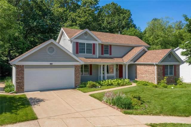 1755 Timber Ridge Estates Drive, Wildwood, MO 63011 (#21039023) :: Kelly Hager Group | TdD Premier Real Estate