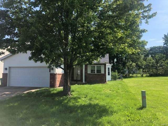 1009 Liberty Street, Jerseyville, IL 62052 (#21039029) :: Walker Real Estate Team