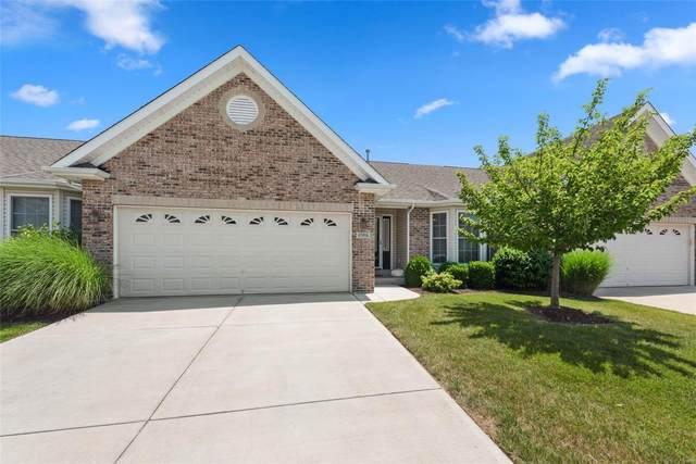 1706 Diamond Ridge, O'Fallon, MO 63366 (#21039032) :: St. Louis Finest Homes Realty Group