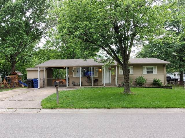 523 Keeney, Saint Charles, MO 63304 (#21039061) :: St. Louis Finest Homes Realty Group
