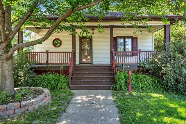 124 Helen Place, Collinsville, IL 62234 (#21039072) :: Fusion Realty, LLC