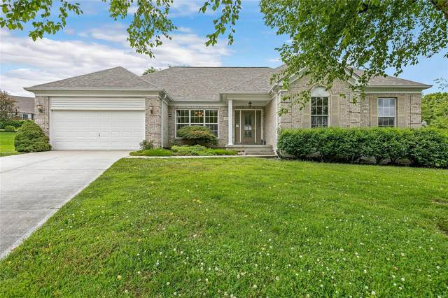 1407 Tucks Inn Drive, Lake St Louis, MO 63367 (#21039102) :: St. Louis Finest Homes Realty Group