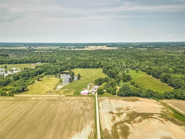 1141 State Route 4, Saint Jacob, IL 62281 (#21039107) :: Fusion Realty, LLC