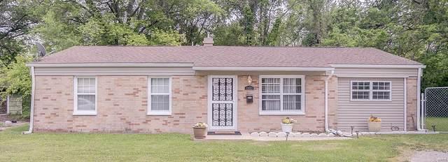 5433 Nelson Avenue, Centerville, IL 62207 (#21039118) :: Parson Realty Group