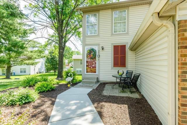 26 Sugar Wood Court #1, Saint Peters, MO 63376 (#21039122) :: Jenna Davis Homes LLC