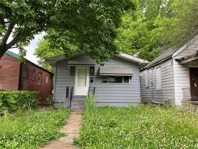 5305 Hodiamont Avenue, St Louis, MO 63136 (#21039128) :: Walker Real Estate Team