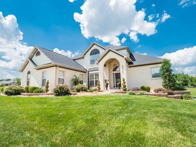 311 Pioneer Ridge Drive, Wentzville, MO 63385 (#21039151) :: St. Louis Finest Homes Realty Group