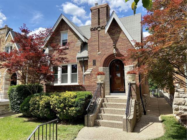 5419 Delor, St Louis, MO 63109 (#21039171) :: Parson Realty Group