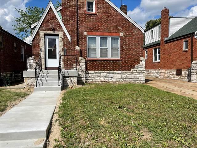 3837 Kingsland Court, St Louis, MO 63116 (#21039202) :: Parson Realty Group