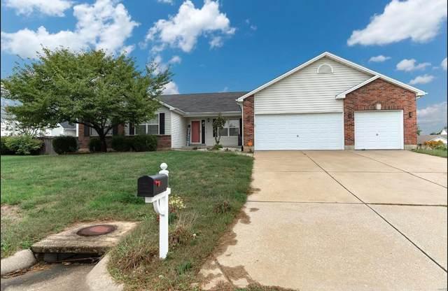 1 Wistar Way, O'Fallon, MO 63366 (#21039227) :: Finest Homes Network