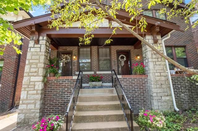 6442 San Bonita Avenue, Clayton, MO 63105 (#21039242) :: The Becky O'Neill Power Home Selling Team
