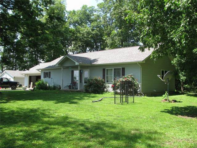 1261 Chamness Road, ELKVILLE, IL 62932 (#21039253) :: Fusion Realty, LLC
