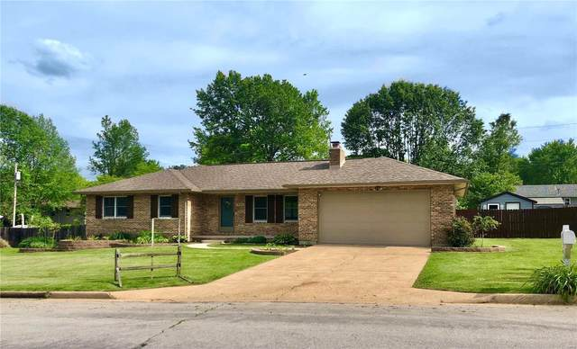 906 Laurel Drive, Rolla, MO 65401 (#21039258) :: Clarity Street Realty