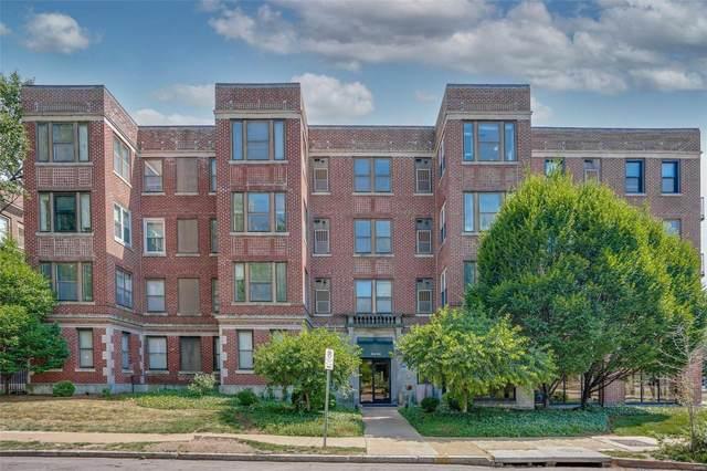 5696 Kingsbury Avenue #404, St Louis, MO 63112 (#21039260) :: Krista Hartmann Home Team
