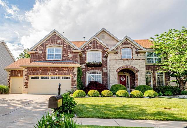 1491 Fenway Drive, Fenton, MO 63026 (#21039268) :: The Becky O'Neill Power Home Selling Team