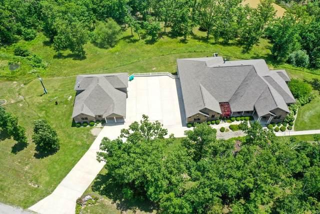 141 W Hickory Ridge Road, Steelville, MO 65565 (#21039280) :: Krista Hartmann Home Team