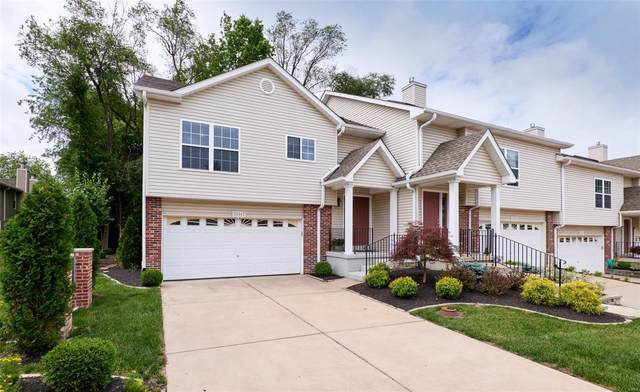 16167 Lea Oak Court, Chesterfield, MO 63017 (#21039291) :: Parson Realty Group