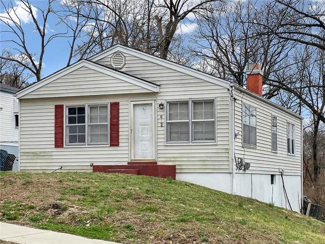612 Brotherton, St Louis, MO 63135 (#21039298) :: Clarity Street Realty