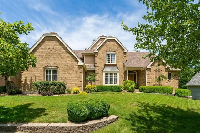 558 Autumn Oaks Drive, Ellisville, MO 63021 (#21039309) :: PalmerHouse Properties LLC