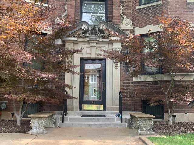 470 Lake Avenue 4N, St Louis, MO 63108 (#21039332) :: Terry Gannon   Re/Max Results