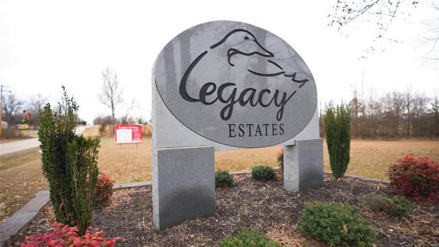 0 Lot 43 Legacy Estates, Poplar Bluff, MO 63901 (#21039336) :: Hartmann Realtors Inc.