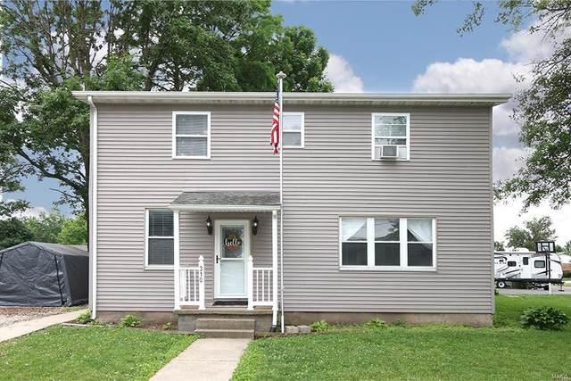 310 S 1st Street, BREESE, IL 62230 (#21039348) :: Realty Executives, Fort Leonard Wood LLC