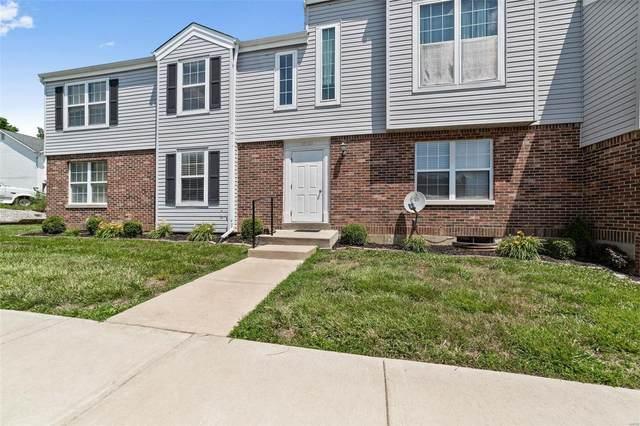 117 Woodlake Court D, Lake St Louis, MO 63367 (#21039360) :: Peter Lu Team
