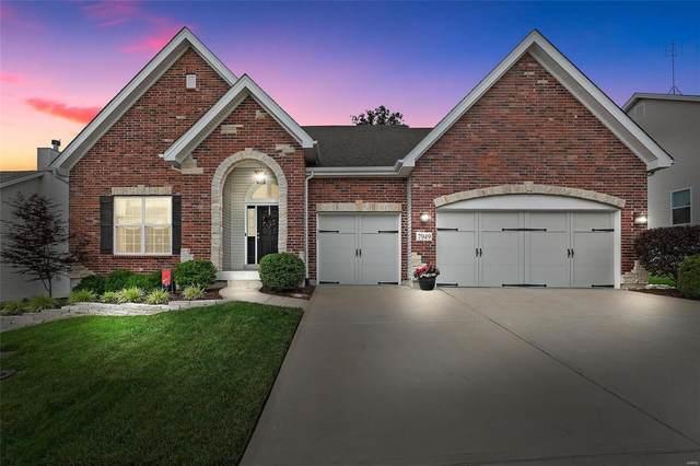 7949 Pinetop Drive, St Louis, MO 63129 (#21039365) :: RE/MAX Vision