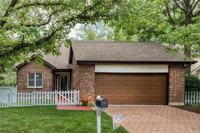 16352 Bellingham Drive, Chesterfield, MO 63017 (#21039375) :: Parson Realty Group