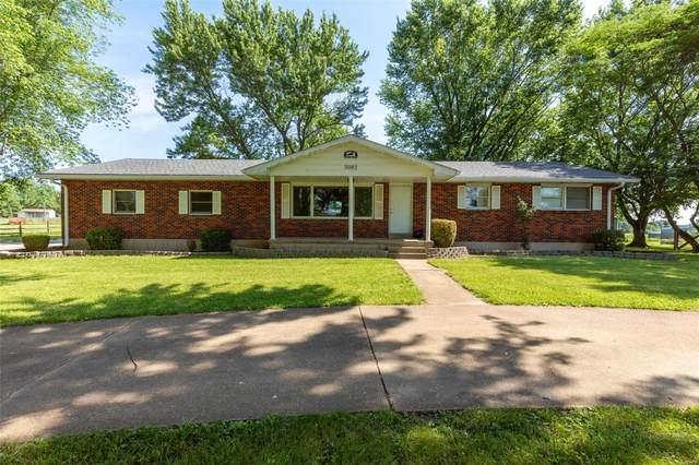 3082 Old Fredericktown Rd., Farmington, MO 63640 (#21039377) :: Realty Executives, Fort Leonard Wood LLC