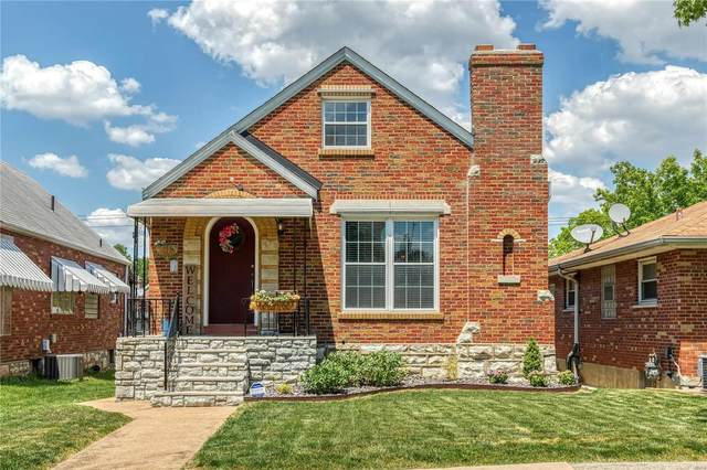 5701 Tholozan Avenue, St Louis, MO 63109 (#21039391) :: The Becky O'Neill Power Home Selling Team