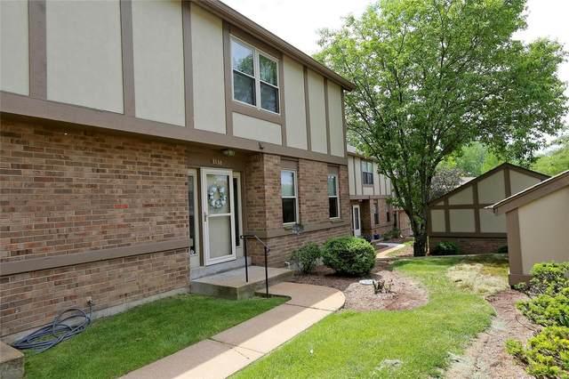 13138 Royal Pines, St Louis, MO 63146 (#21039395) :: Walker Real Estate Team