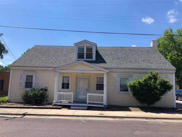 116 W White Street, Millstadt, IL 62260 (#21039406) :: Hartmann Realtors Inc.