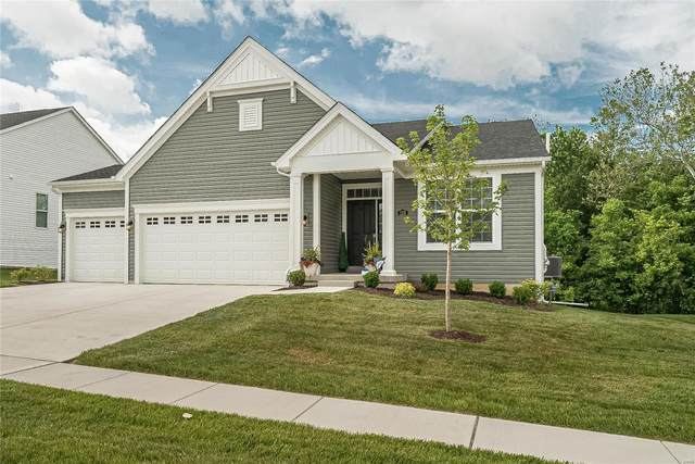 113 Copper Falls Court, Wentzville, MO 63385 (#21039415) :: Parson Realty Group