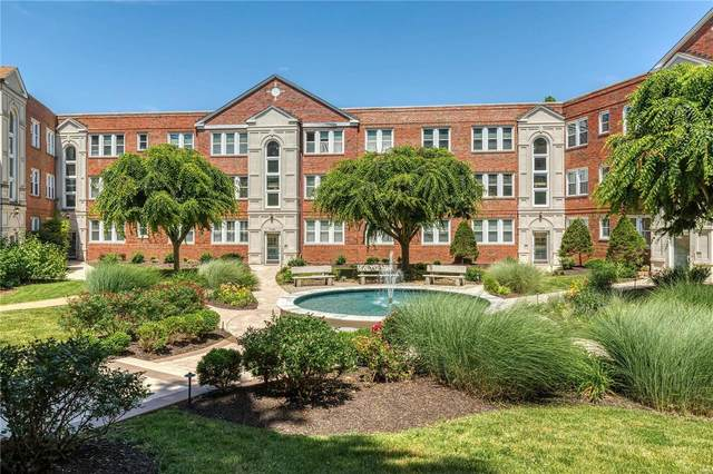 7747 Kingsbury #12 Boulevard #2, St Louis, MO 63105 (#21039421) :: Terry Gannon | Re/Max Results