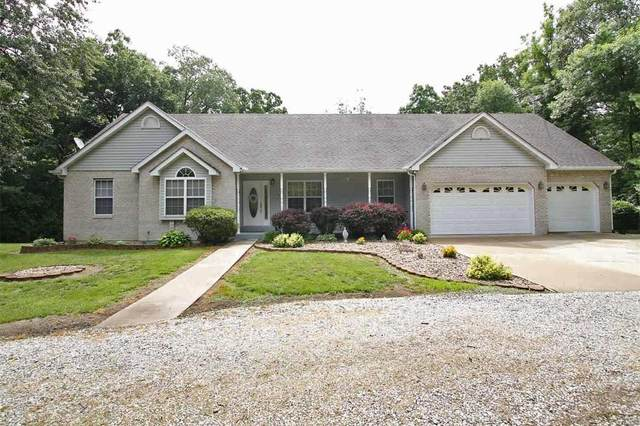 12532 Tree Line Drive, Highland, IL 62249 (#21039430) :: Parson Realty Group