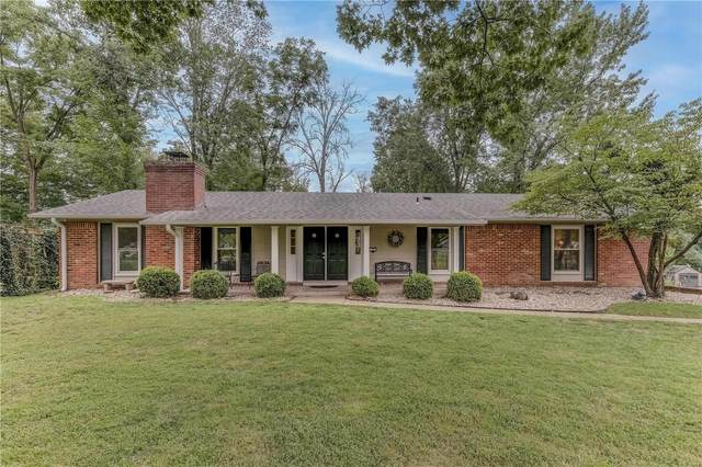 29 Steeple Hill Lane, Ballwin, MO 63011 (#21039442) :: St. Louis Finest Homes Realty Group