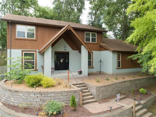 4626 Misty Leaf Lane, St Louis, MO 63128 (#21039446) :: Parson Realty Group