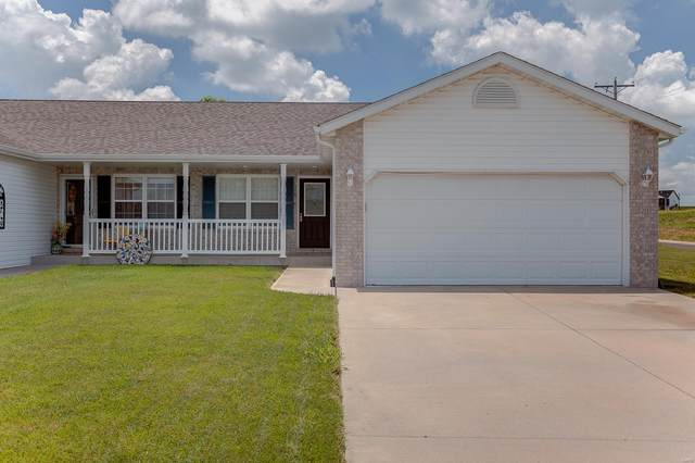 20 Chase Way B, Highland, IL 62249 (#21039471) :: The Becky O'Neill Power Home Selling Team